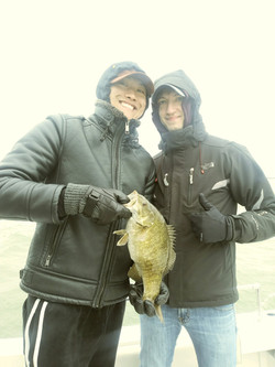 Lake Erie Spring Smallmouth