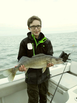 Cleveland Fall Walleye