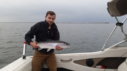 Cleveland Steelhead Fishing