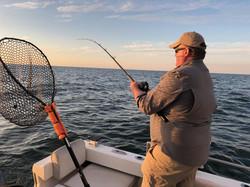 Cleveland Walleye Fishing
