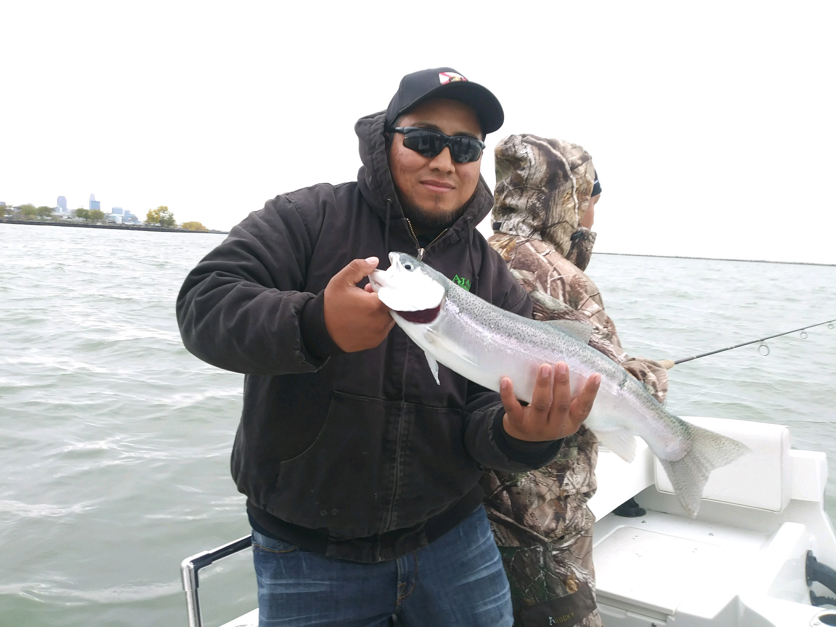 Cleveland Fall Steelhead Fishing