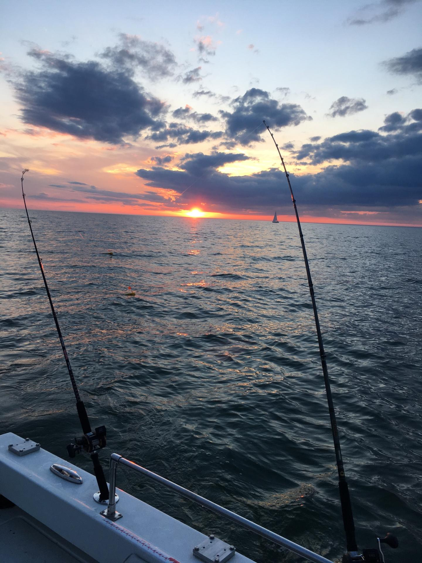 Lake Erie Sunset