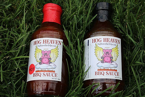 Hog Heaven BBQ Sauces