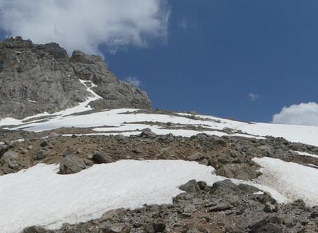 Trek Fanskými horami I.