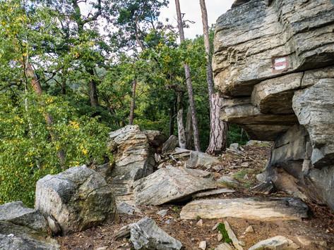 How to hike in Czech Republic