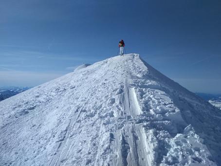 Großvenediger na skialpech
