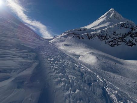 Skialpový výlet na Granatspitze a Stubacher Sonnblick
