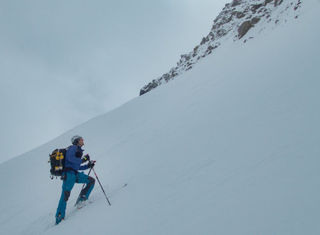 Jak na skialpinismus, část 3. - pokročilý