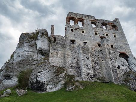 Krajinou filmových kulis na jihu Polska