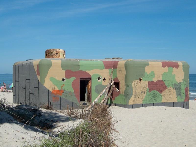 Pevnosti na pláži