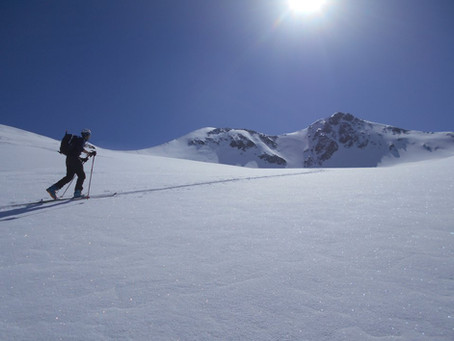 Wildspitze na skialpech