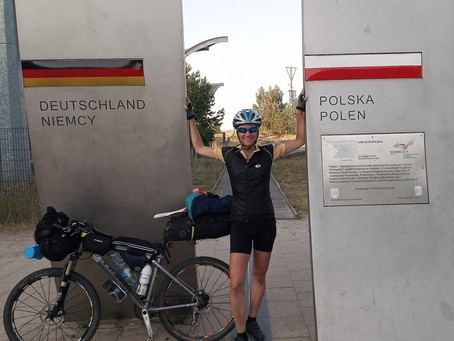 Na kole k Baltu - část druhá: z Gdaňsku na Rujánu