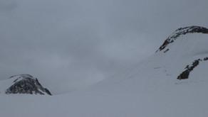 Schussgrubenkogel & Wilder Pfaff, VHT ve Stubaiských Alpách