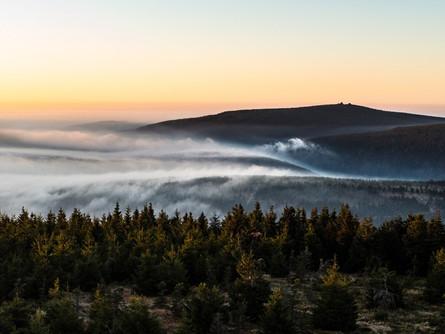 Neuvěřitelně krásný listopad v Jizerských horách