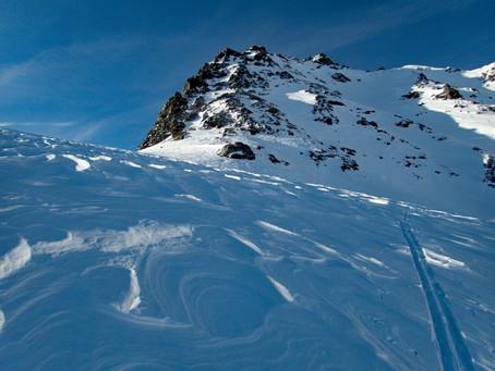 Silvretta na skialpech z Jamtalu