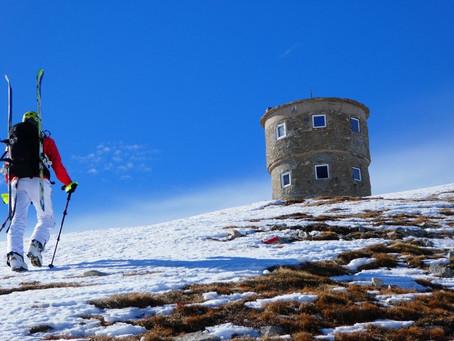 Makedonie - jarní skialpy a trocha kultury