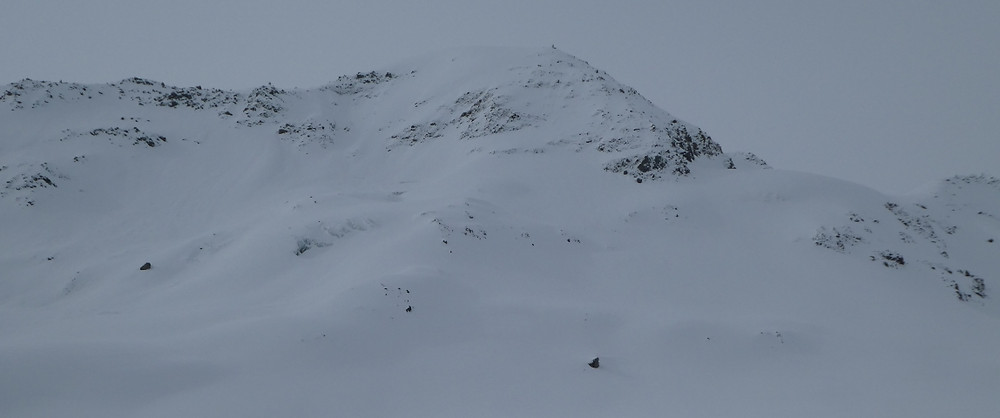 Weißseespitze Nordwand