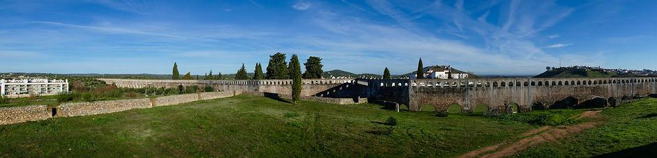 Elvas, Amoreira Aqueduct