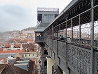 Elevador Santa Justa Lisbon