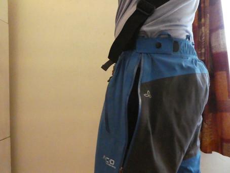 Skialpové kalhoty PINGUIN STRATOS