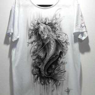Carpa Koi T Shirt
