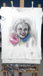 T Shirt Harley Queen