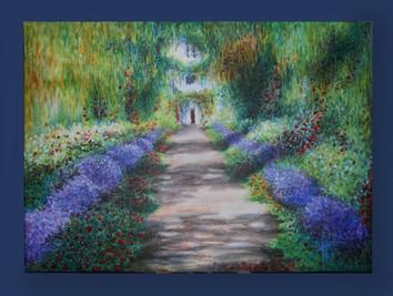 Claude Monet, copia d'autore.