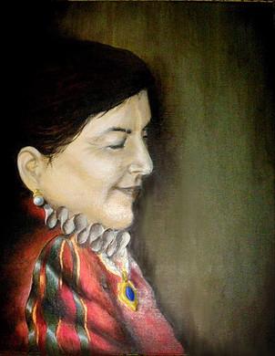 Maman Louise Handpainted