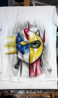 T Shirt Goldrake/Actarus