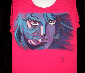 T Shirt Lady Oscar
