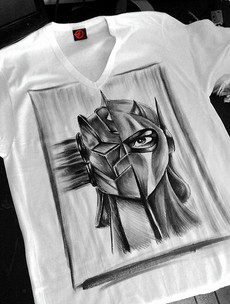 T Shirt Goldrake Actarus