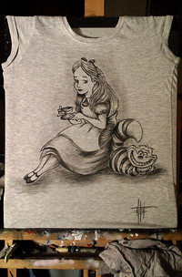 T Shirt Alice