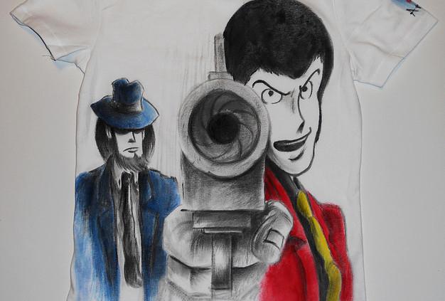 Lupin  e Jighen