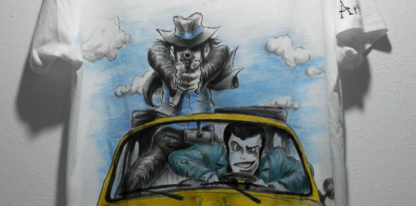 Jigen e Lupin III