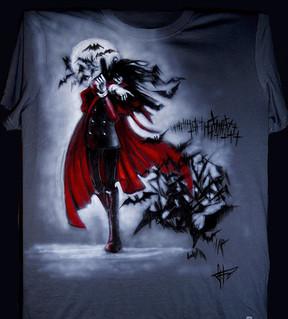 T Shirt VanHelsing