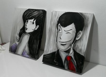 Fujiko e Lupin_cm20x30.JPG