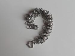 braccialetto multi anellini