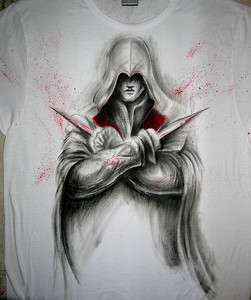 T Shirt Assassin's Creed
