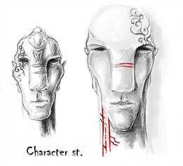 Character Studying ... in progress