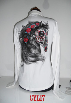 Handpainted Horse shirt .jpg