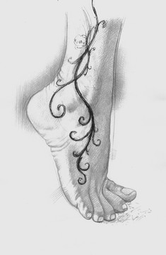 Tattoo concept studying