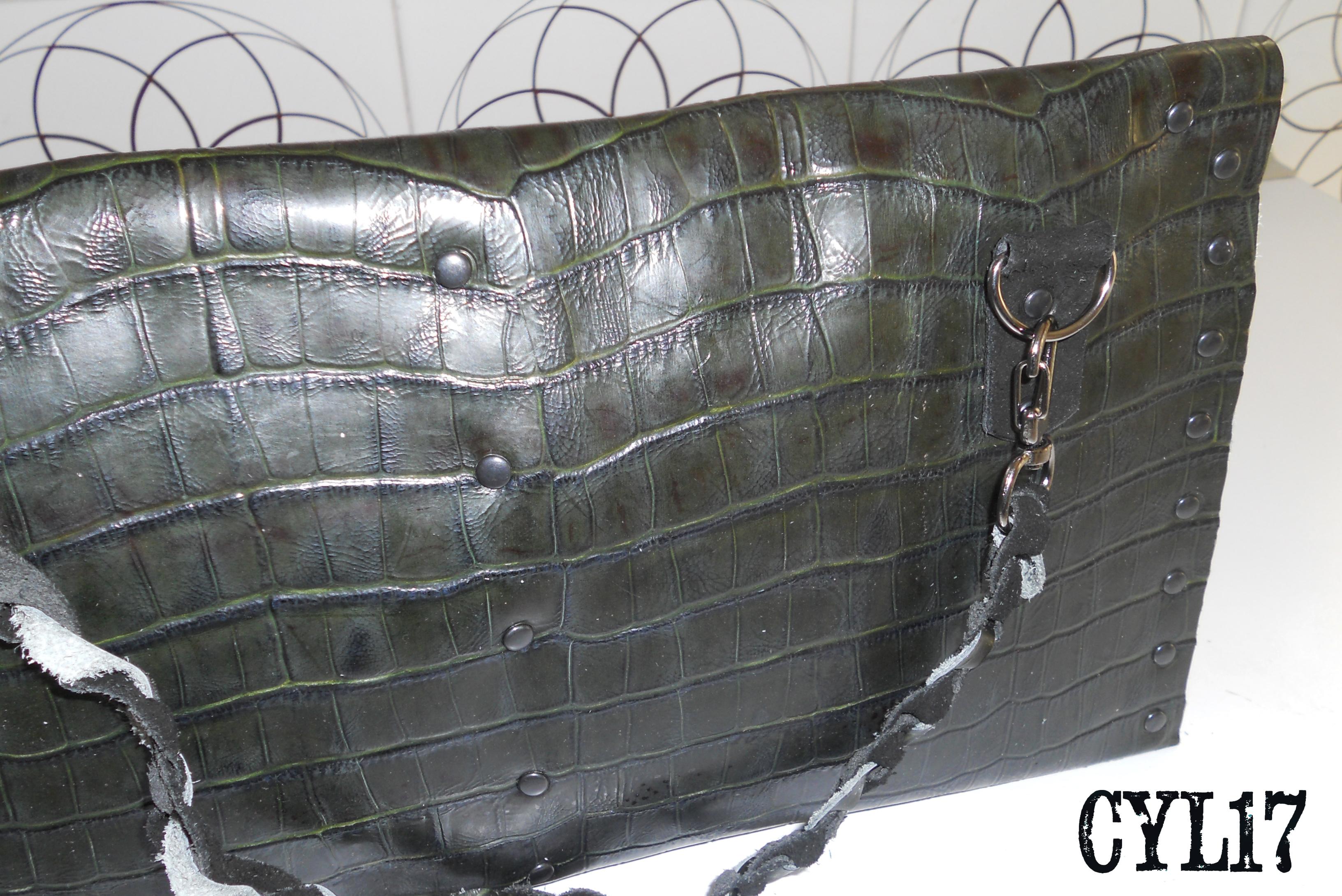 Handmade Bag Pochette Clutch Shoulderbag