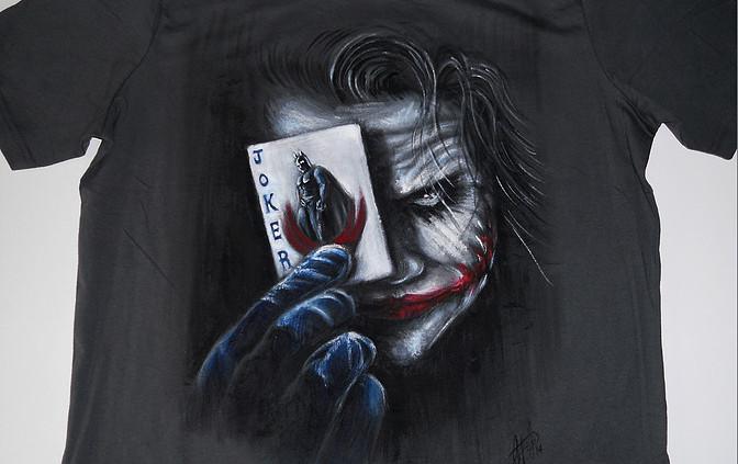 Joker con carta