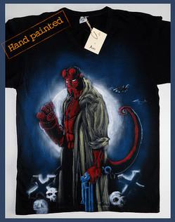 T Shirt Hellboy