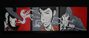 Lupin III, Jigen e Goemon