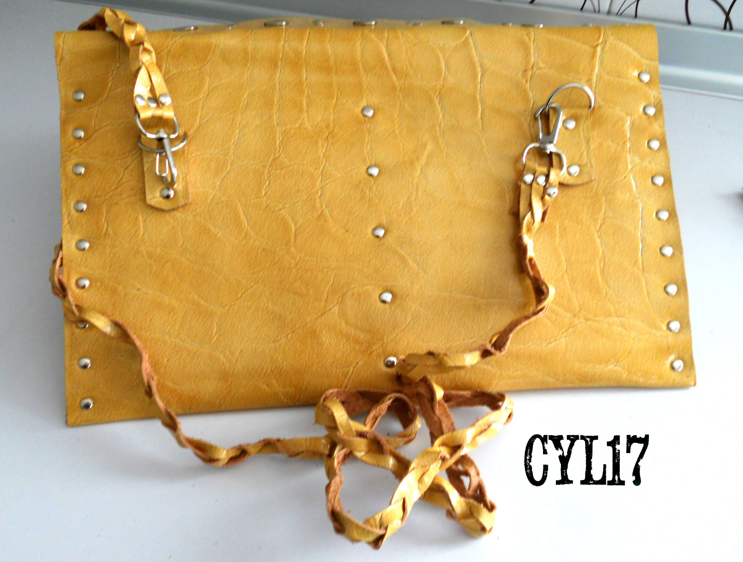 bag pochette clutch leather bag personal