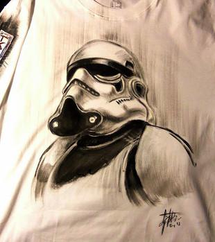 Starwars Soldier