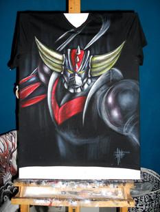 T Shirt Goldrake
