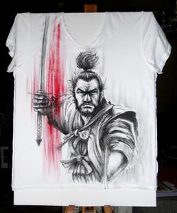 T Shirt Samurai