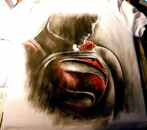 T Shirt superman